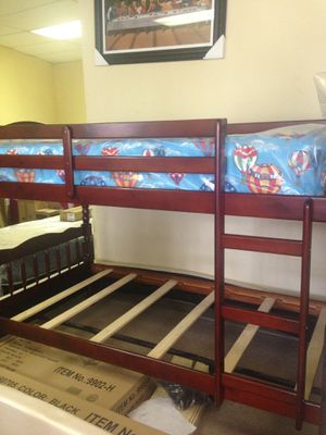 Twin size bunk bed frame for Sale in Norcross, GA