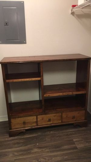 Entertainment center tv stand for Sale in Warner Robins, GA