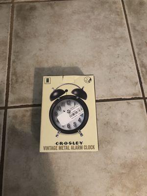 Vintage alarm clock for Sale in Tempe, AZ