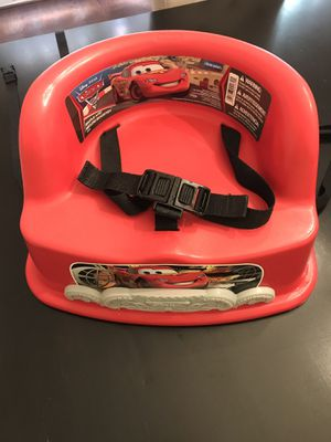 The First Years Disney Cars Booster Seat for Sale in Houston, TX