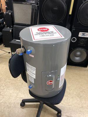 Rheem XE10P06PU20U0 10 Gallon Electric Hot Water Heater for Sale in Lincolnton, NC