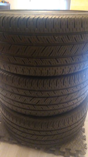 Continental 245 / 40 / 18 tires for Sale in Woodbridge, VA