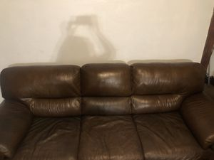 Couch , loveseat , chair with ottoman for Sale in Fort Wayne, IN