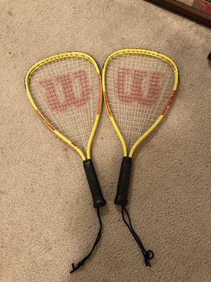 $15 for both tennis rackets for Sale in Herndon, VA