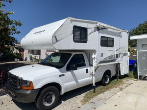 2007 Host 11.5 Yellowstone double slide cab over Camper for Sale in Oceanside, CA