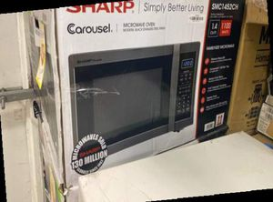 Sharp SMC1452CH microwave 😎😎😎 L6D for Sale in Houston, TX