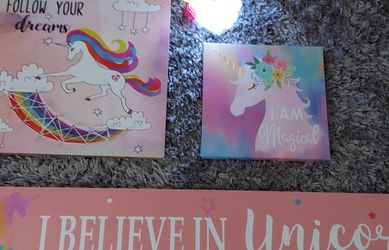 New Unicorn Decoration Lot for Sale in Los Angeles,  CA