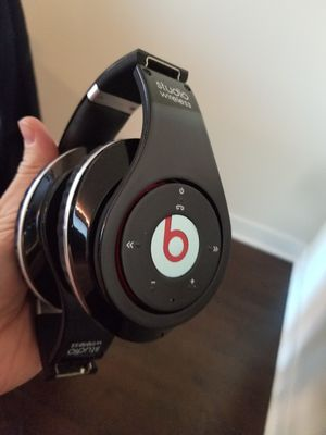 Studio Wireless Beats By Dre - Bluetooth over ear headphones - never used - $90 or best offer for Sale in Chicago, IL
