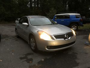 2007 Nissan altima S for Sale in Silver Spring, MD