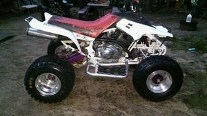 Motorcycle atv yamaha warrior yfm350 for Sale in Stratford, NJ