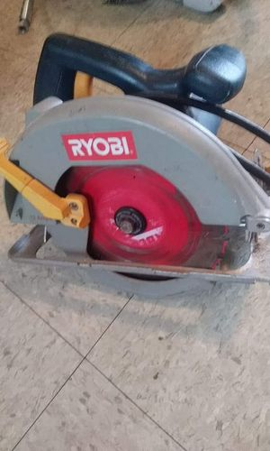 Ryobi wood saw for Sale in Methuen, MA