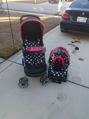 Stroller and infant car seat for Sale in Jacksonville, NC