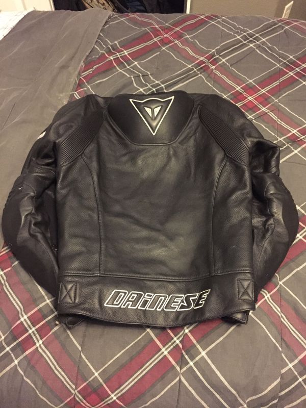 Dainese (not Alpine Stars ) jacket boots back protector