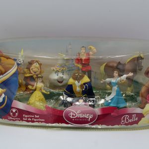 Disney Beauty And The Beast Belle Figure Play Set for Sale in Miami, FL