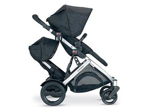 Britax B Ready Double Stroller, optional Britax infant car seats can be added free of charge for Sale in East Longmeadow, MA