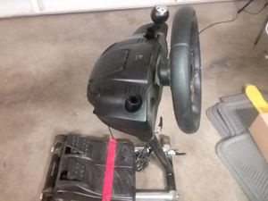 Logitech driving force PS3 wheel and pro stand bundle for Sale in Patterson, CA