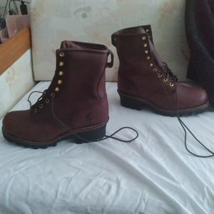 Men's Size 9 W Chippewa Boots. for Sale in Saint Paul, MN
