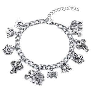 Elephant charm bracelet for Sale in San Francisco, CA