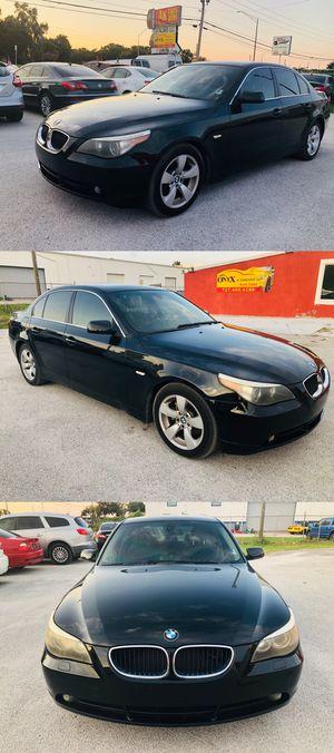 2006 BMW 5 Series for Sale in Largo, FL