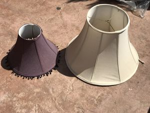 Lamp shades for Sale in Spring Valley, CA