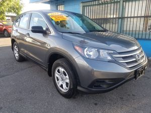 2014 HONDA CRV LX AUTOMATIC TRANSMISSION. LOW MILES. STAR AUTO SALES for Sale in Modesto, CA