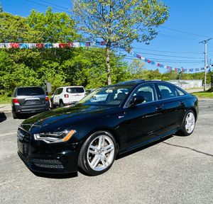 2015 AUDI A6 PRESTIGE 3.0T SUPERCHARGED for Sale in Weymouth, MA