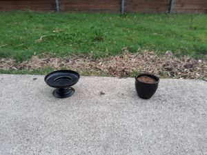 Flower pot and stand 20 for Sale in Richardson, TX