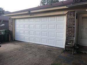 16x7 Garage Door for Sale in Fort Worth, TX