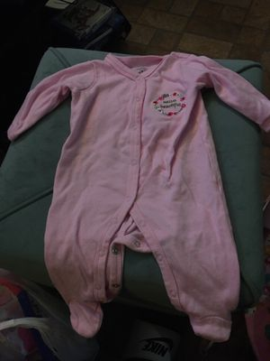 6 month baby clothes for Sale in Baytown, TX