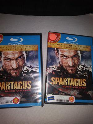 Spartacus series 1-13 for Sale in Plantation, FL