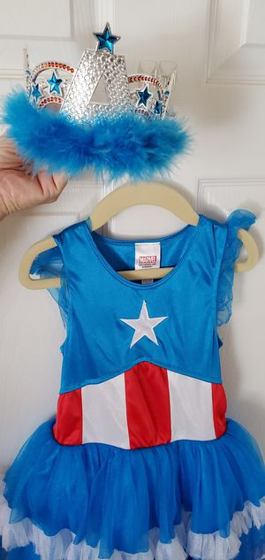 Captain America dress up for Sale in Austin, TX