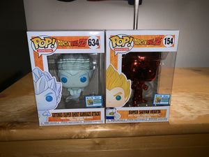 Dragon Ball Z Funko POP SDCC for Sale in San Diego, CA