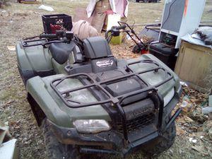 2017 Honda Rancher 420 for Sale in Joplin, MO
