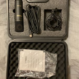 MPM-2000U USB Studio-Quality Condenser Microphone for DAW Recording for Sale in Vienna, VA