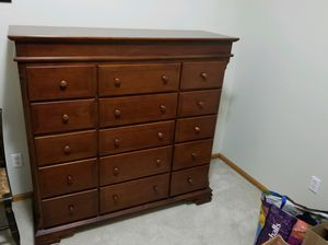 5 piece king bedroom set, quality! for Sale in Bellingham, WA