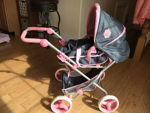 Hauck classic doll stroller for Sale in Harrisonburg, VA