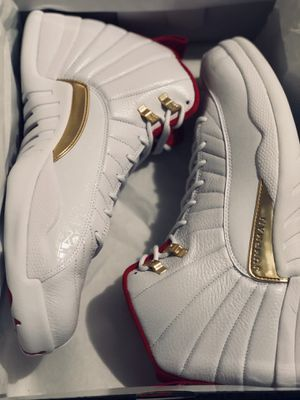 "Air Jordan Retro 12 ""FIBA"" for Sale in Winter Haven, FL"