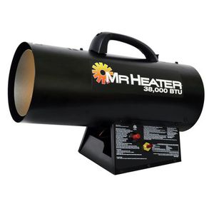 Mr. Heate Propane Heater, 38000 BTU for Sale in Pawhuska, OK