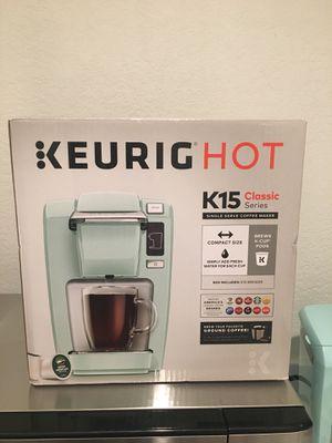 k-15 Keurig (1 cup) for Sale in Clarksville, TN