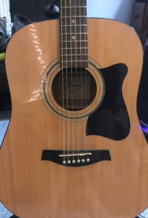 Ibanez acoustic guitar for Sale in Chicago, IL