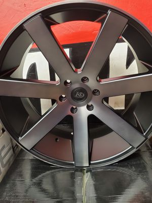 24x10 K9 6x139.7 WHEELS AND TIRES for Sale in Fresno, CA