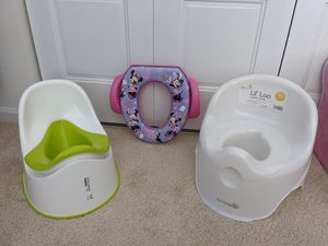 Potty training seats for Sale in Gaithersburg, MD