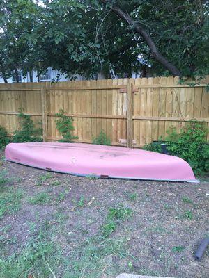 Coleman Canoe 15 ft x 3.5 ft for Sale in Abilene, TX