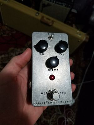 Fairfield Circuitry Overdrive Pedal for Sale in Los Angeles, CA