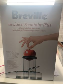 Breville® Juice Fountain™ Plus for Sale in Milwaukie,  OR