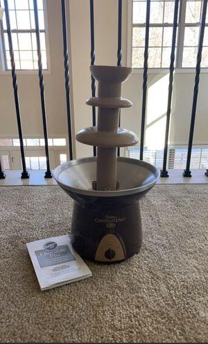 Wilton Chocolate Pro 3-Tier Chocolate Fondue Fountain for Sale in Suwanee, GA