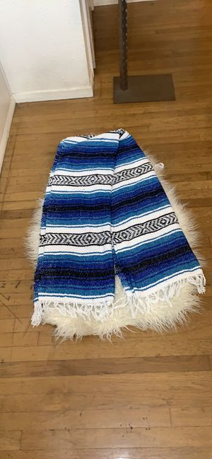 Indian Bohemian Throw Blanket for Sale in Los Angeles, CA