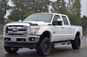 2011 Ford Super Duty F-350 SRW for Sale in Tacoma, WA