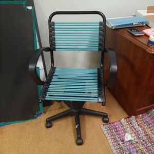 Bungee Office Chair Light Blue for Sale in Renton, WA