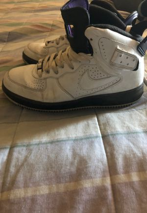 Air Force one and Jordan fusions size 11 for Sale in Smyrna, TN